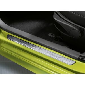 Entry guards. Picanto Phase 2