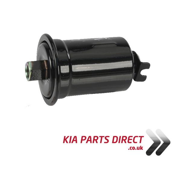 rio fuel filter 1.4 petrol engines 2006-2011 | 311121g000 - r14 | kia parts  direct  kia parts direct