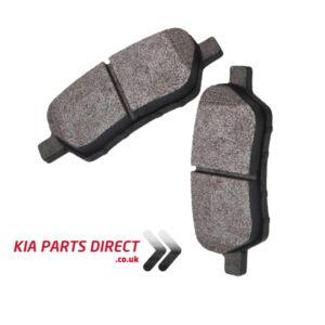 brake pads 581011HA10