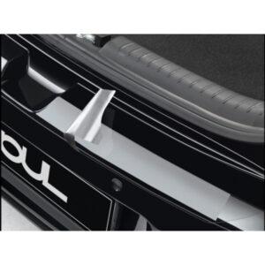 Rear bumper protection foil. Soul Phase 2