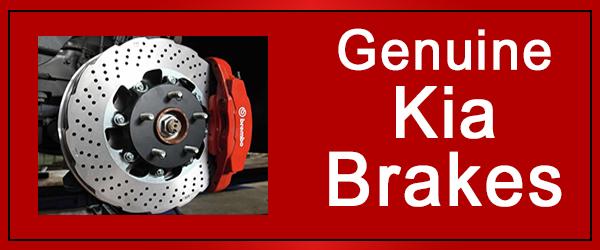 Kia Front Brake Pads