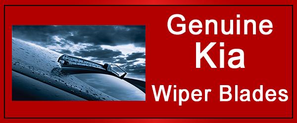 genuine kia wipers