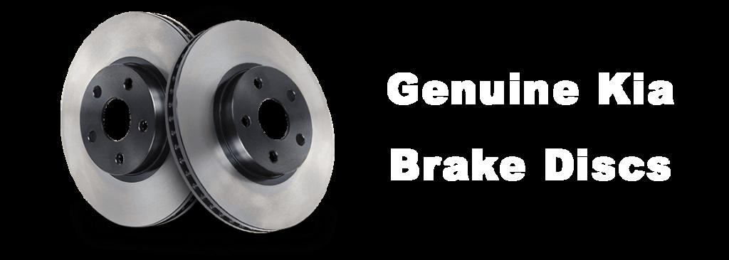 Kia Front Brake Discs